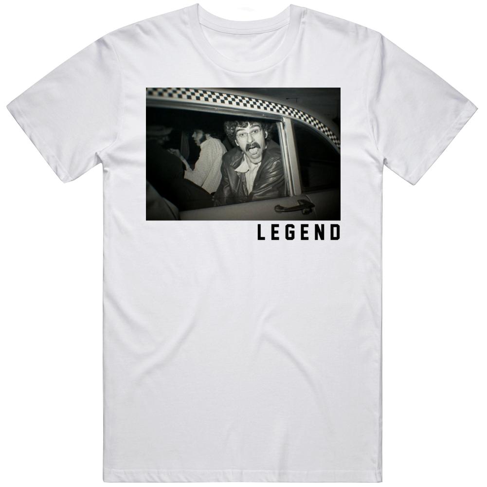 Phil Jackson Taxi Photo Legendary Coach Basketball Fan T Shirt