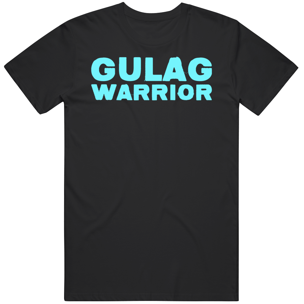 Gulag Warrior Call of Duty Warzone Gamer Fan v3 T Shirt