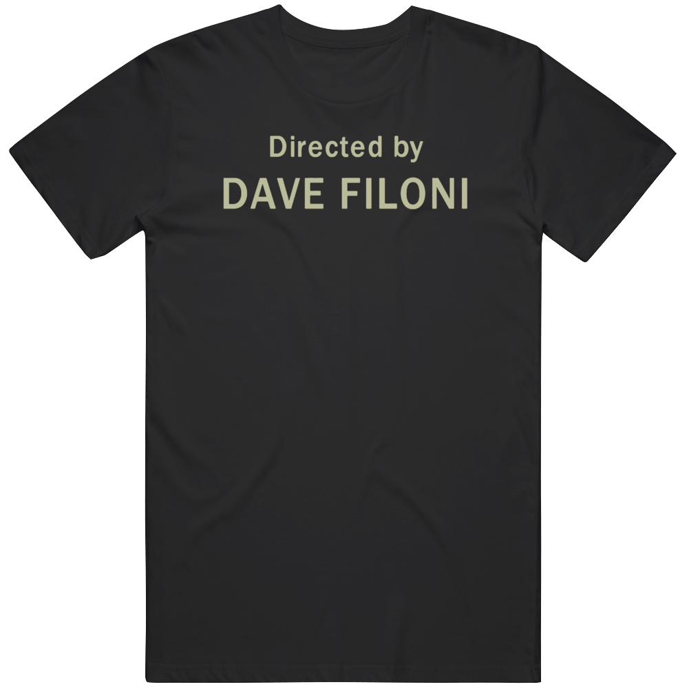 Directed By  Dave Filoni Clone Wars Star Wars Fan T Shirt