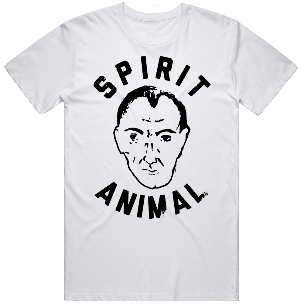 Keyser Soze Spirit Animal Police Drawing The Usual Suspects 90s Movie Fan T Shirt