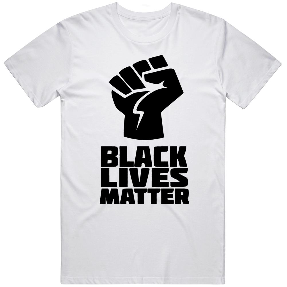 Black Lives Matter George Floyd Support Black Lives v5 T Shirt
