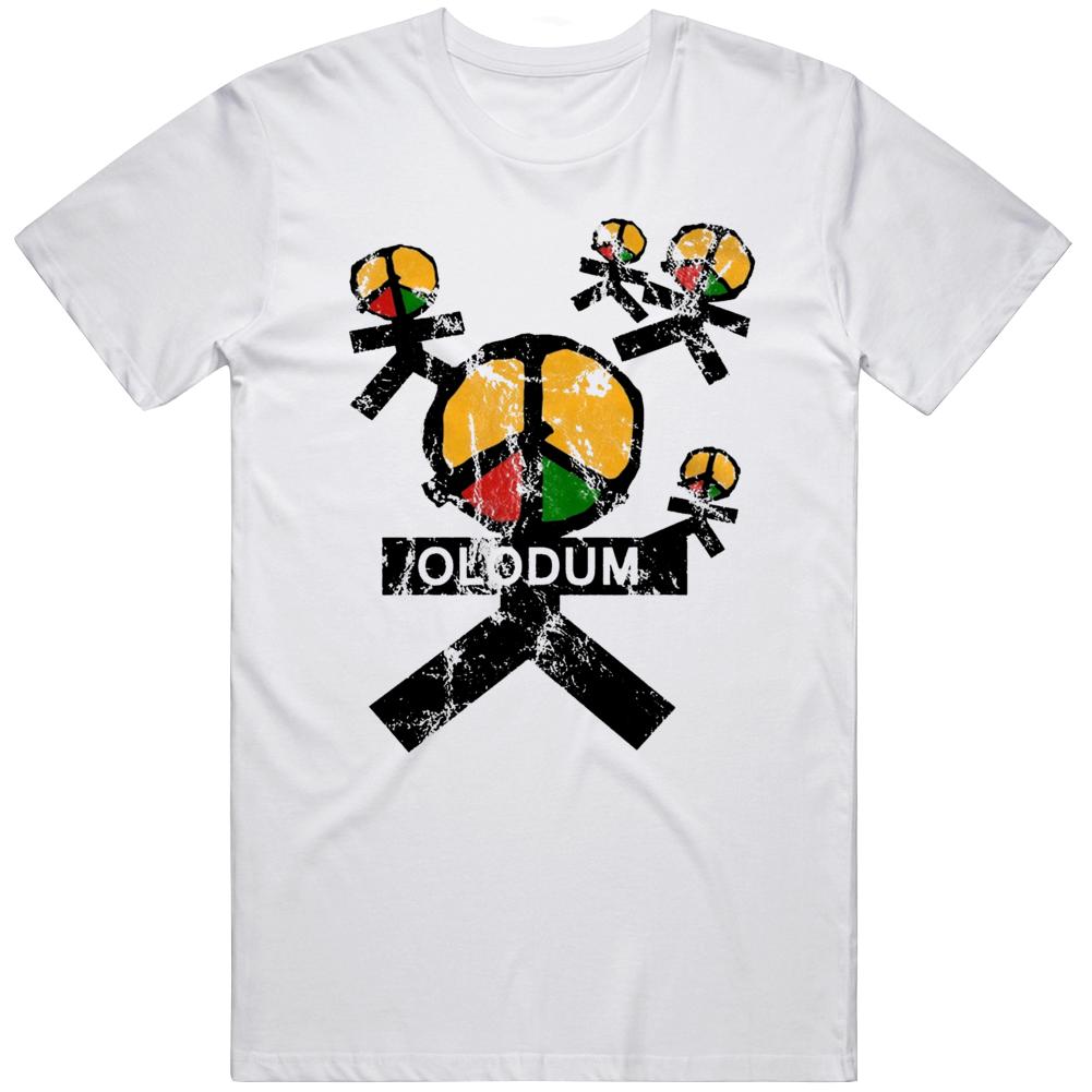 Olodum Samba Requebra Salvador de Bahia Brasil Brazil v2 T Shirt