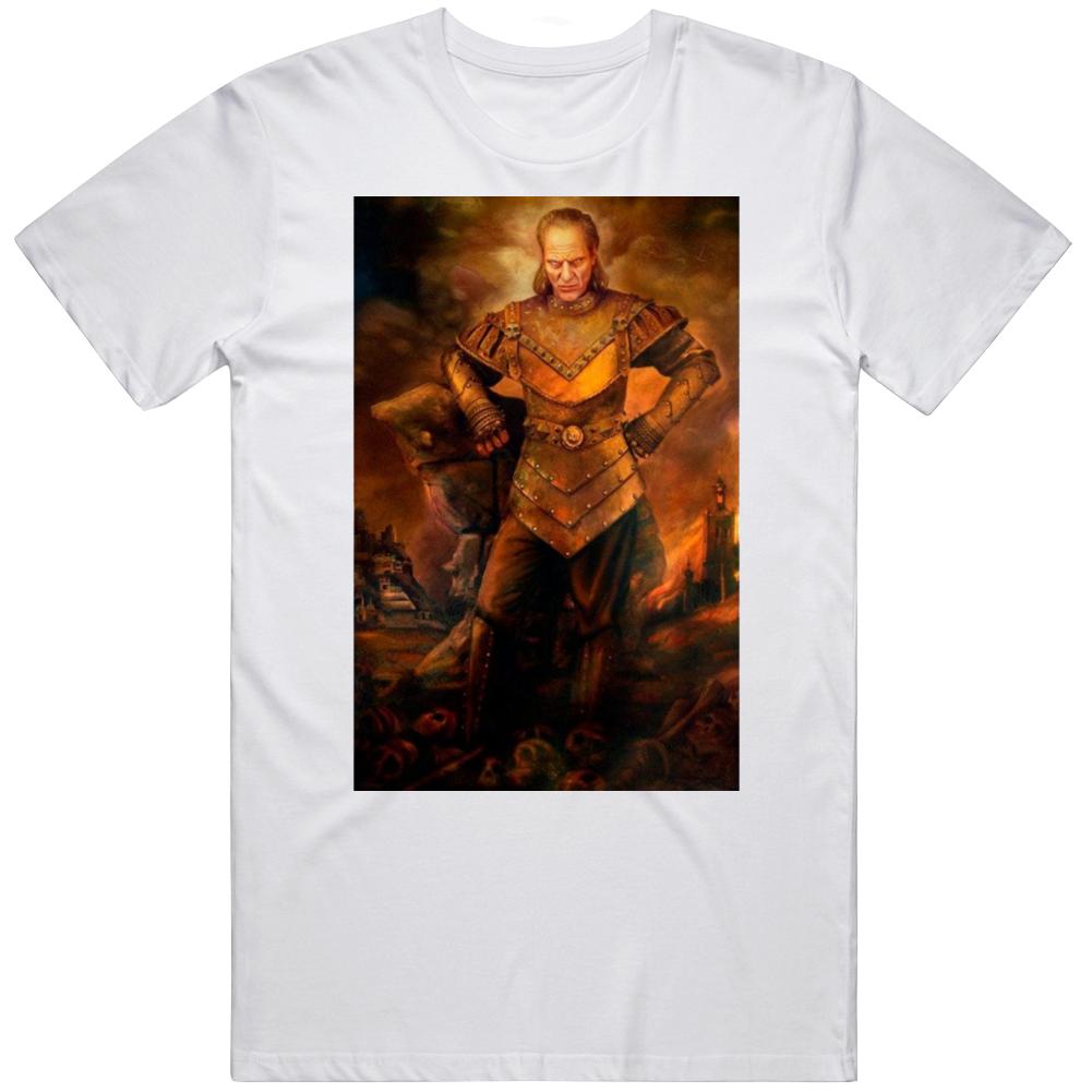 Vigo Painting Ghostbusters 2 Cult Movie T Shirt