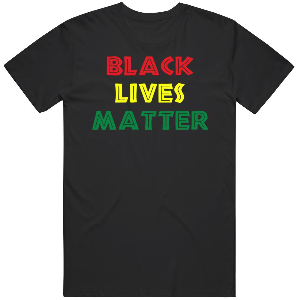 BLM Black Lives Matter Movement v5 T Shirt