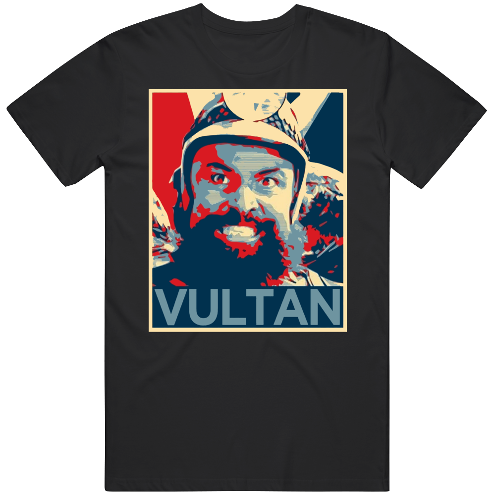 Vultan Flash Gordon Cool Hope Style Movie Fan T Shirt