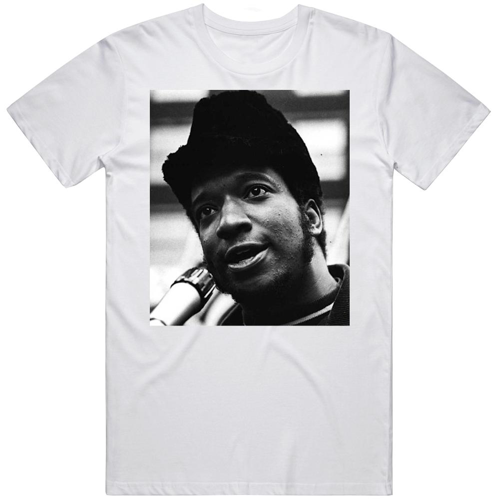 Fred Hampton Social Activist Black Panthers Black Lives Matter v2 T Shirt