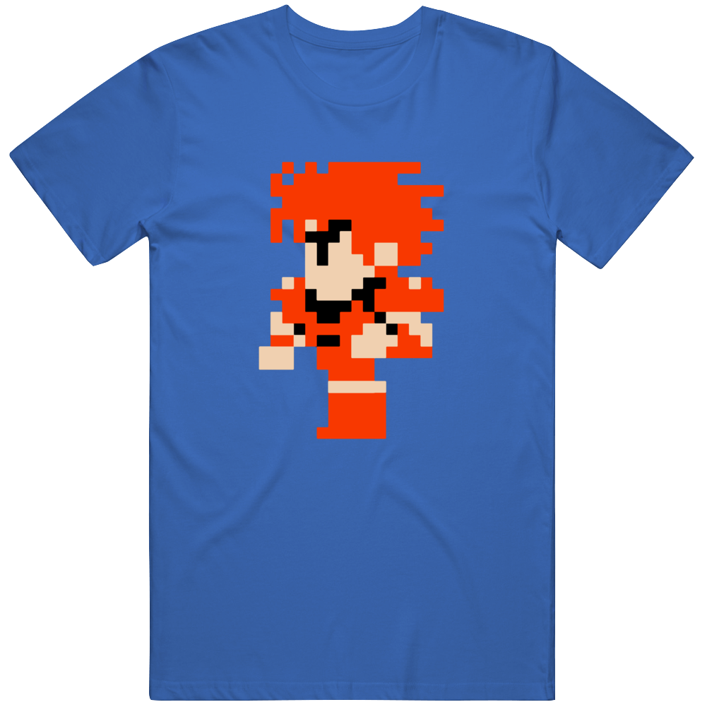 Fighter Video Game Sprite Character V2 T Shirt