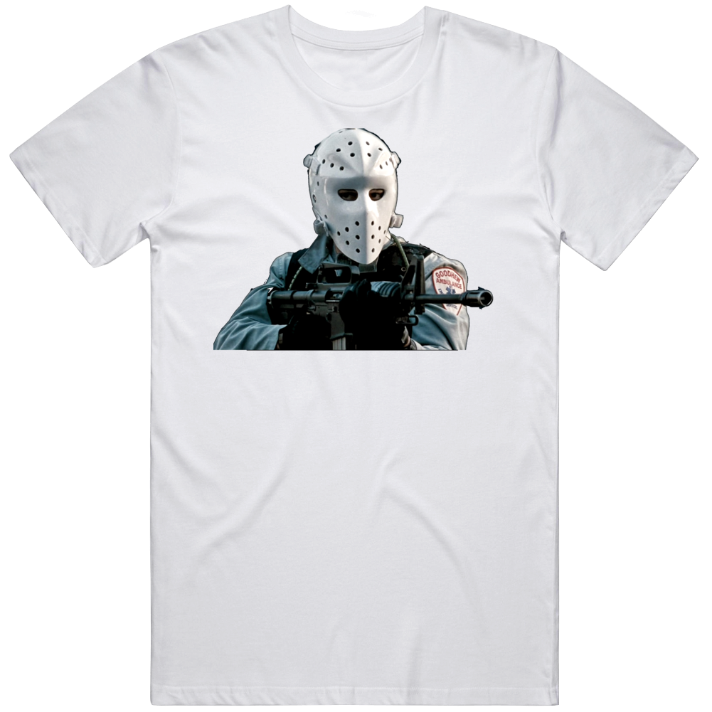 Cult Classic Movie Heat  Val Kilmer Movie Scene v4 T Shirt