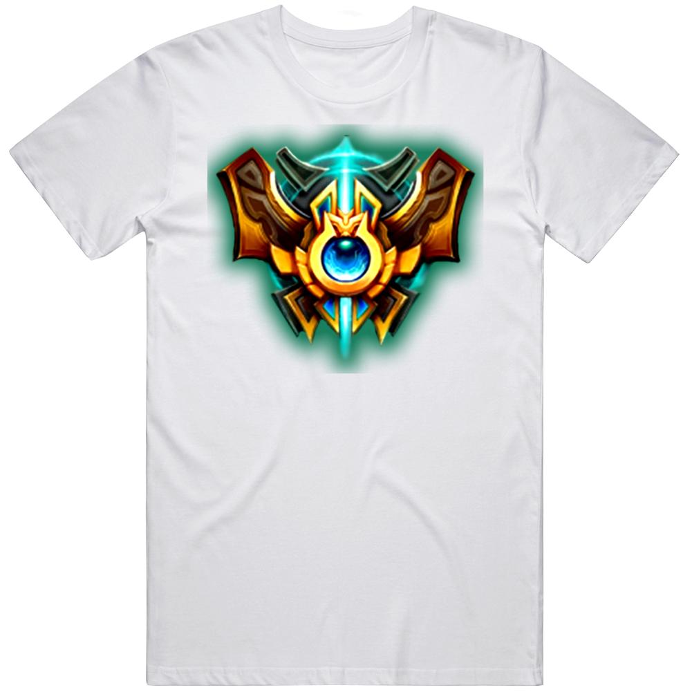 League of Legends LOL Challenger Icon T Shirt