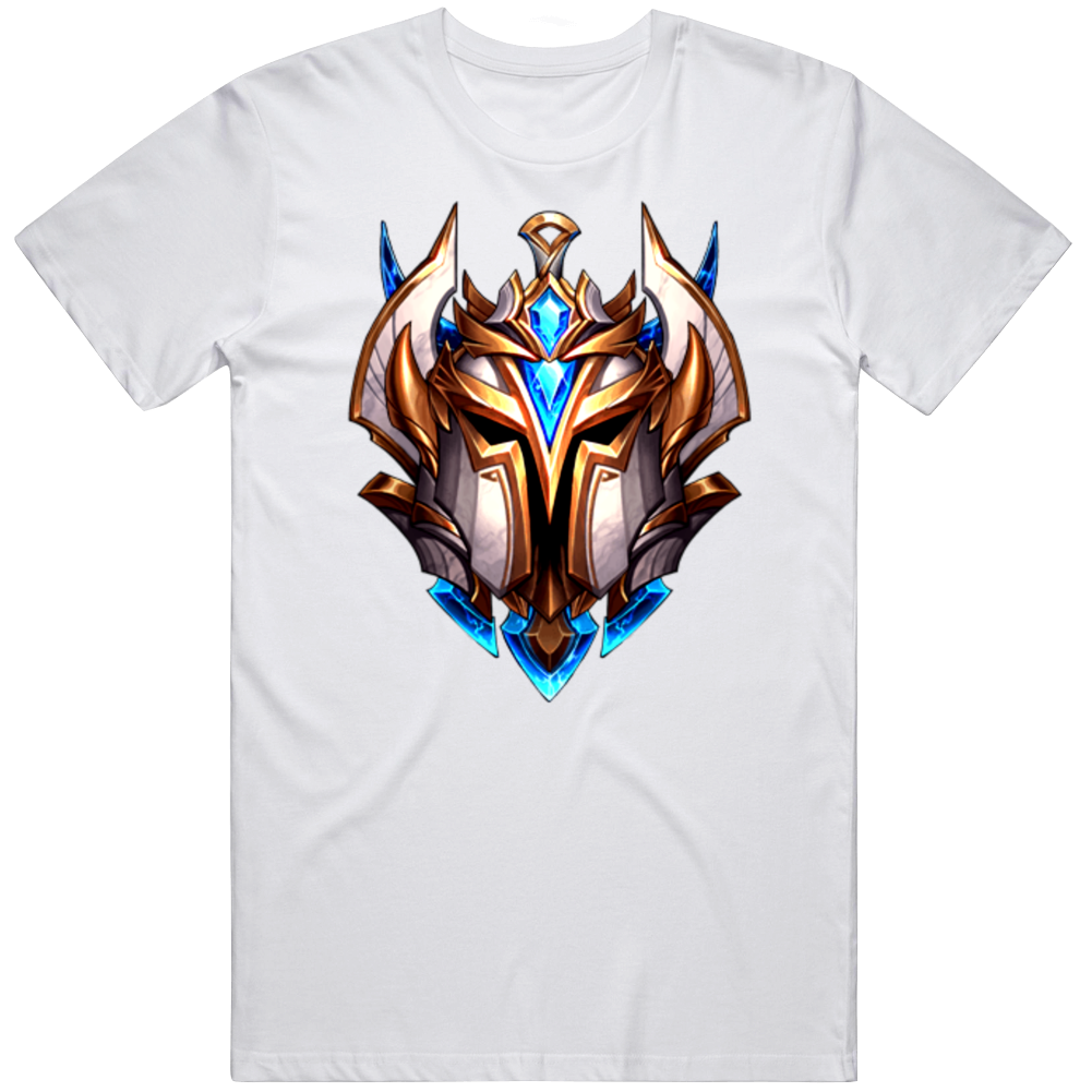 League of Legends LOL Challenger Tier Icon T Shirt