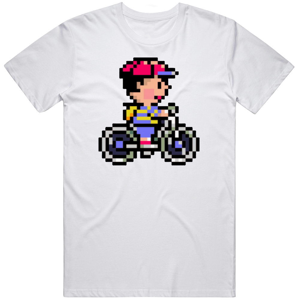 Earthbound Classic Video Game Fan T Shirt
