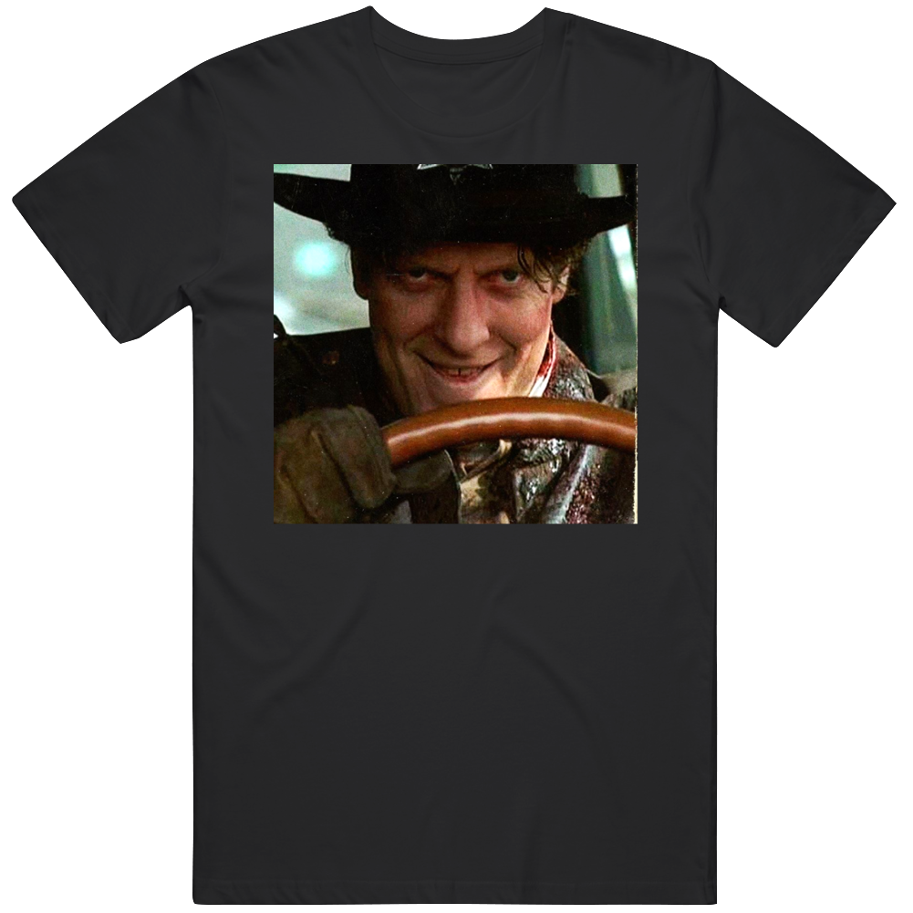 Retro Classic Horror Pet Sematary Two Gus Gilbert Movie Fan  T Shirt