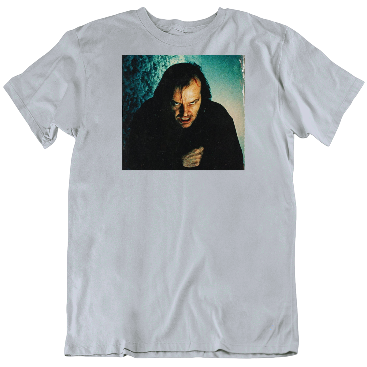 Retro Classic Horror The Shining Jack Torrance Maze Movie Fan  T Shirt