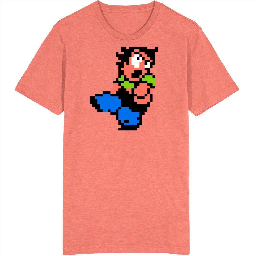 River City Ransom Retro NES Video Game Fan T Shirt