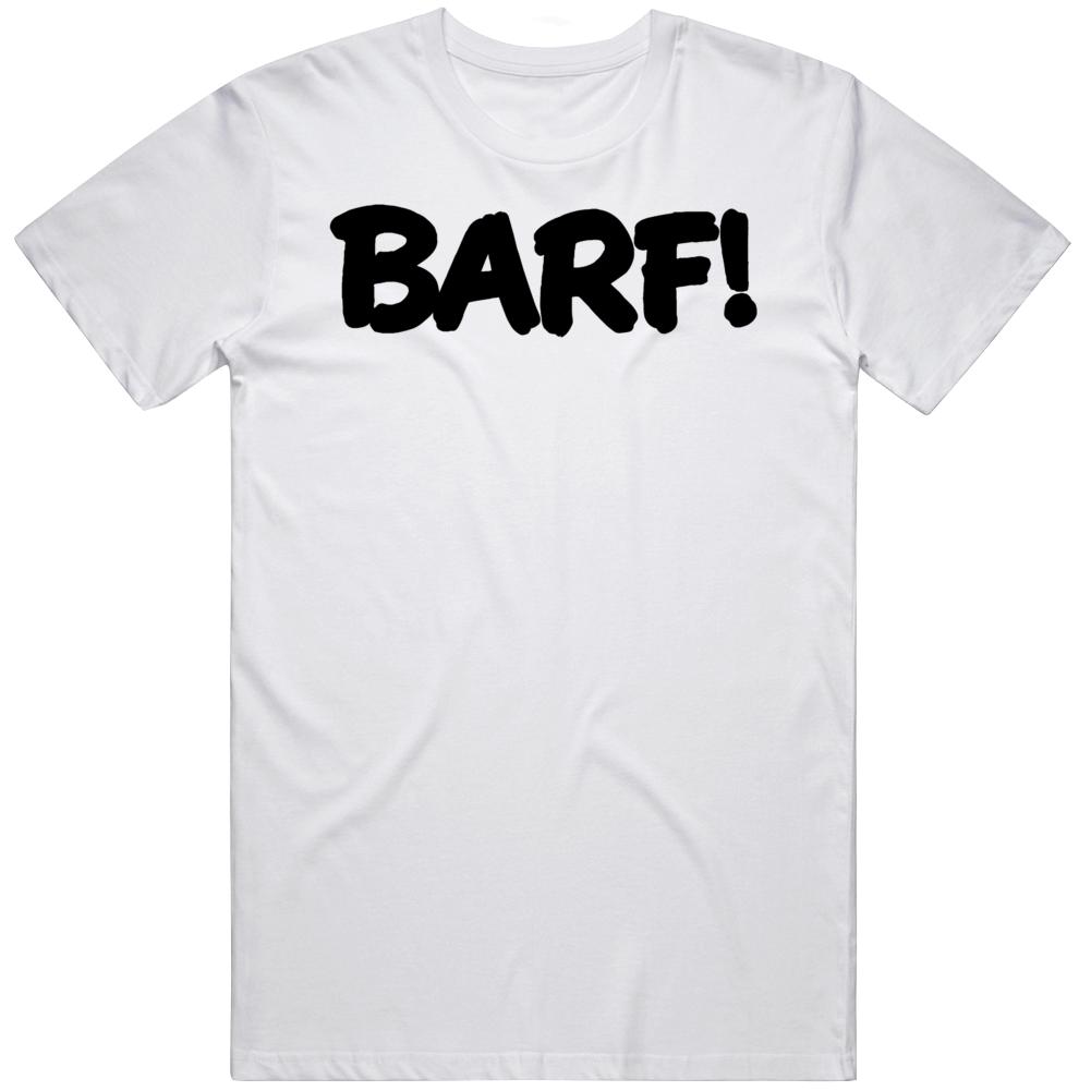 River City Ransom Barf Retro NES Video Game Fan v2 T Shirt