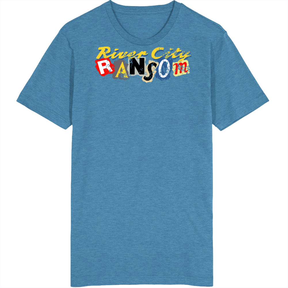 River City Ransom Logo NES Video Game Fan Distressed T Shirt
