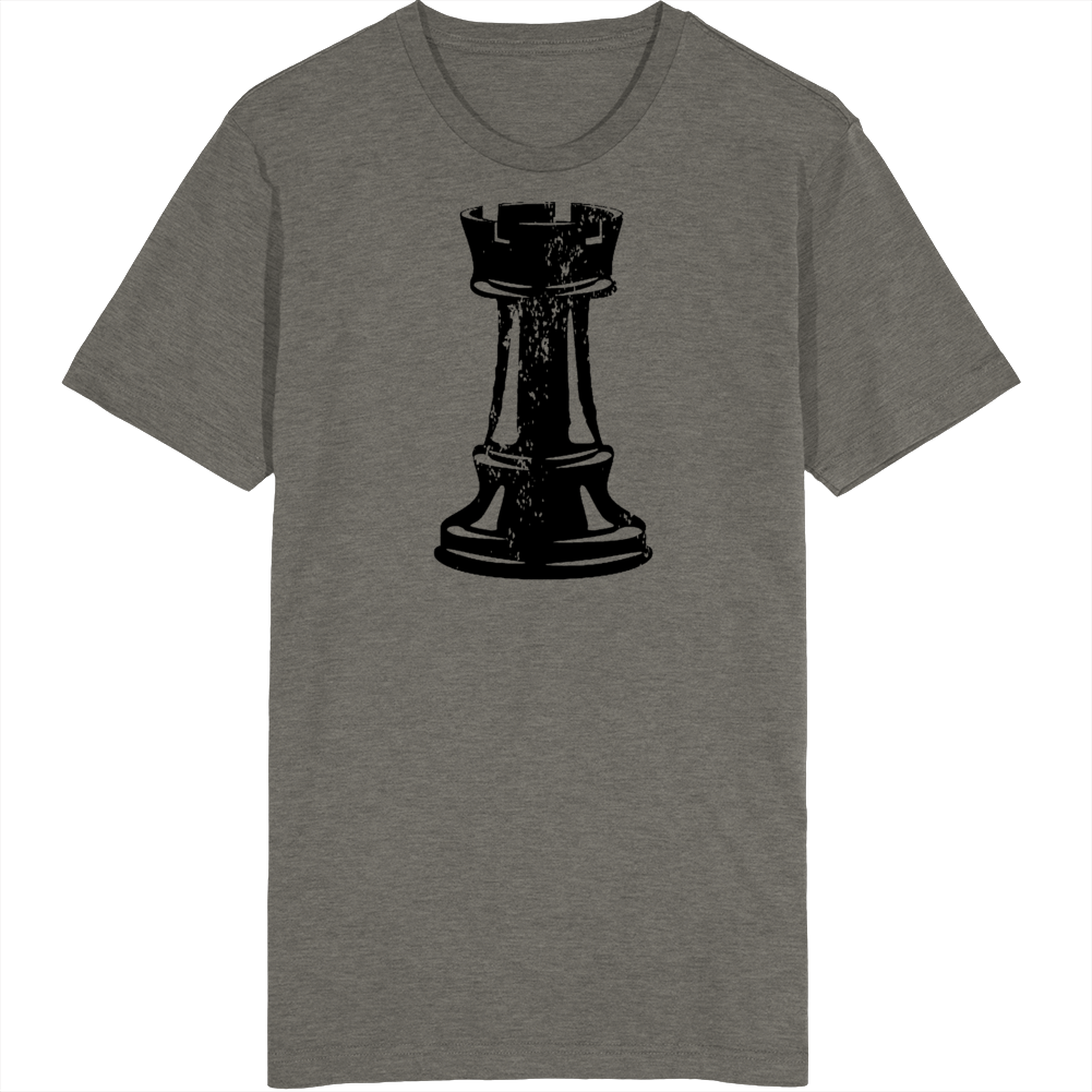 Black Rook COD Call of Duty Distressed Video Game Fan  T Shirt