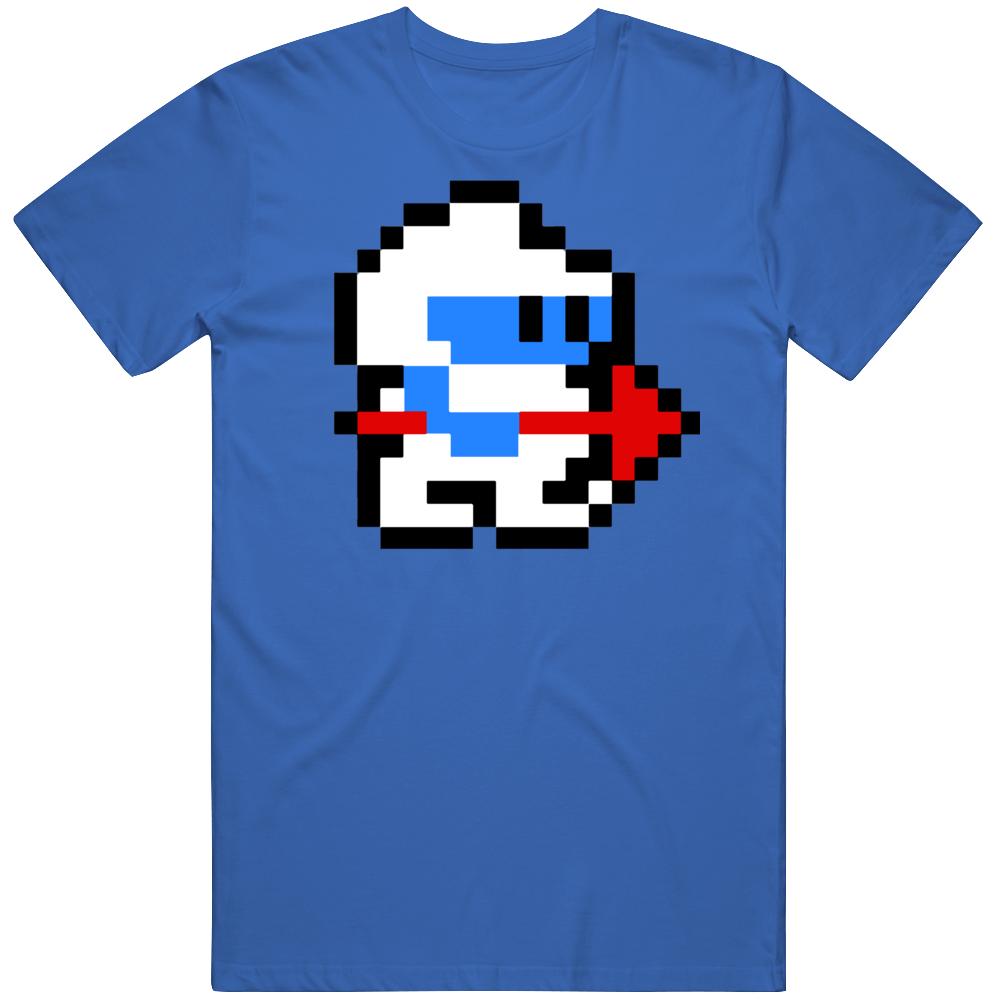 Dig Dug Video Game Character 8 Bit Taizo Hori v3 T Shirt