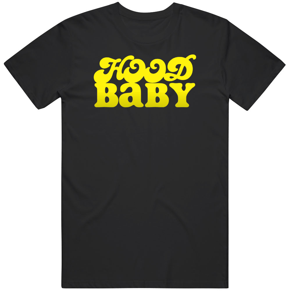 Hood Baby Dairy Service KBFR Music Fan v2 T Shirt