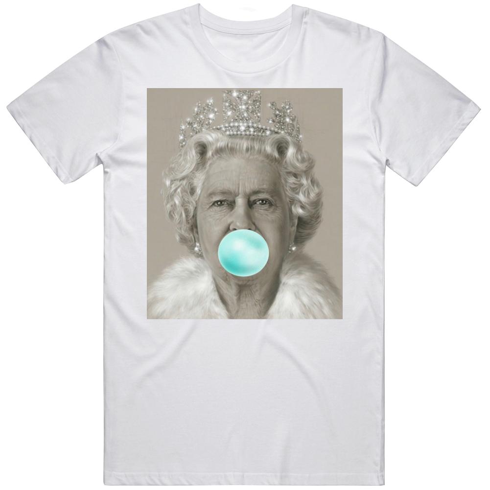 The Queen Bubble Gum  T Shirt
