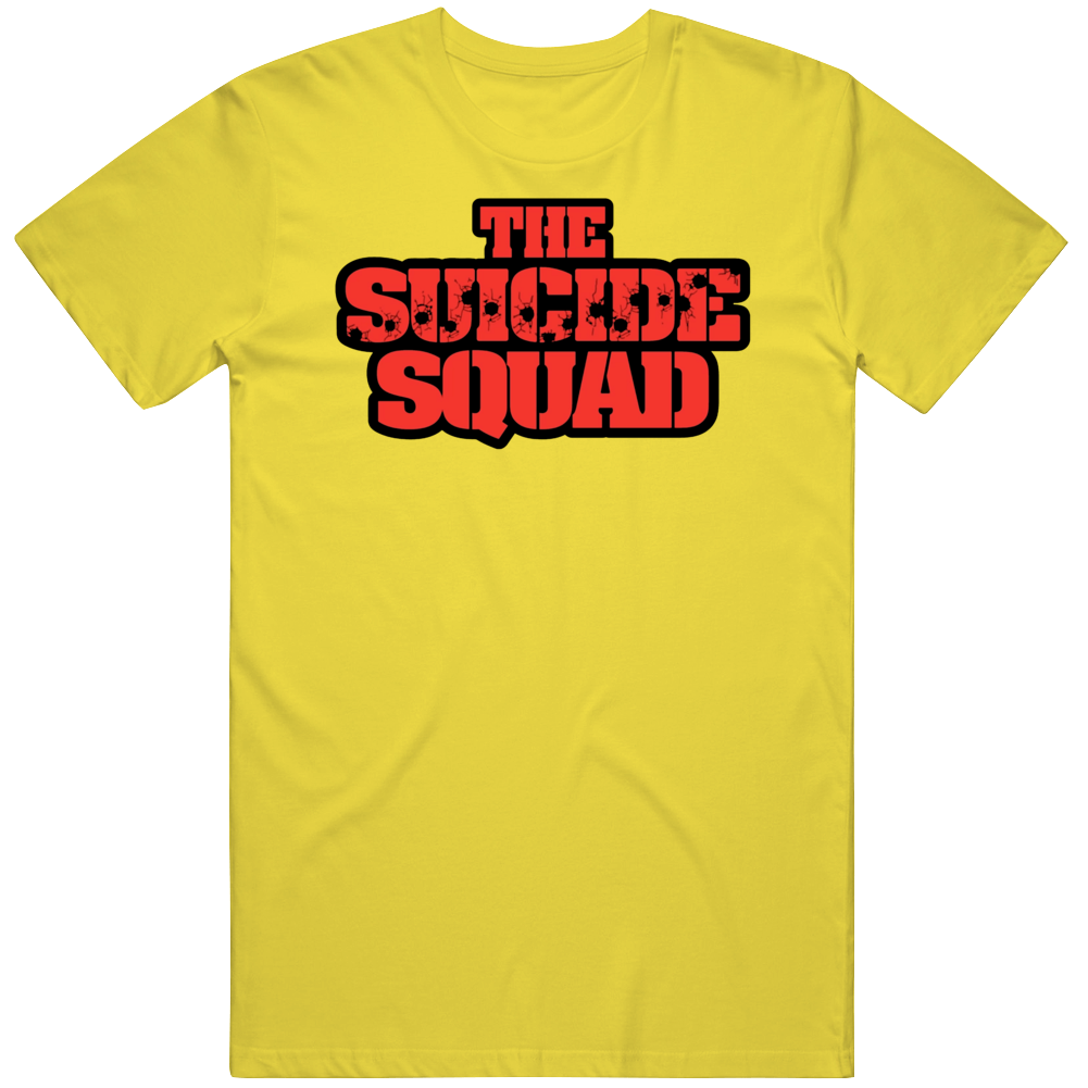 The Suicide Squad Movie James Gunn Fan  T Shirt