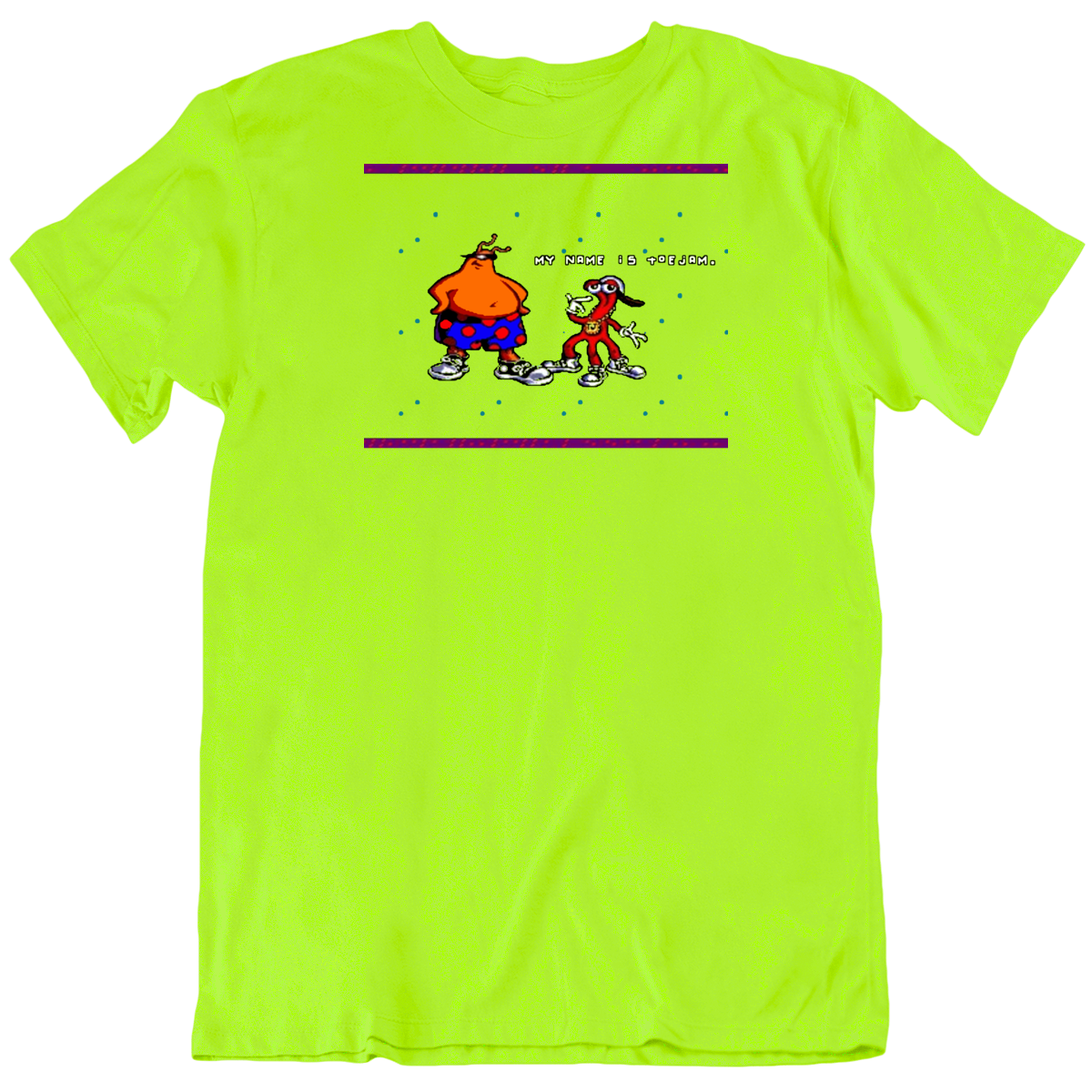 My name is Toe Jam and Big Earl Video Game Fan  T Shirt