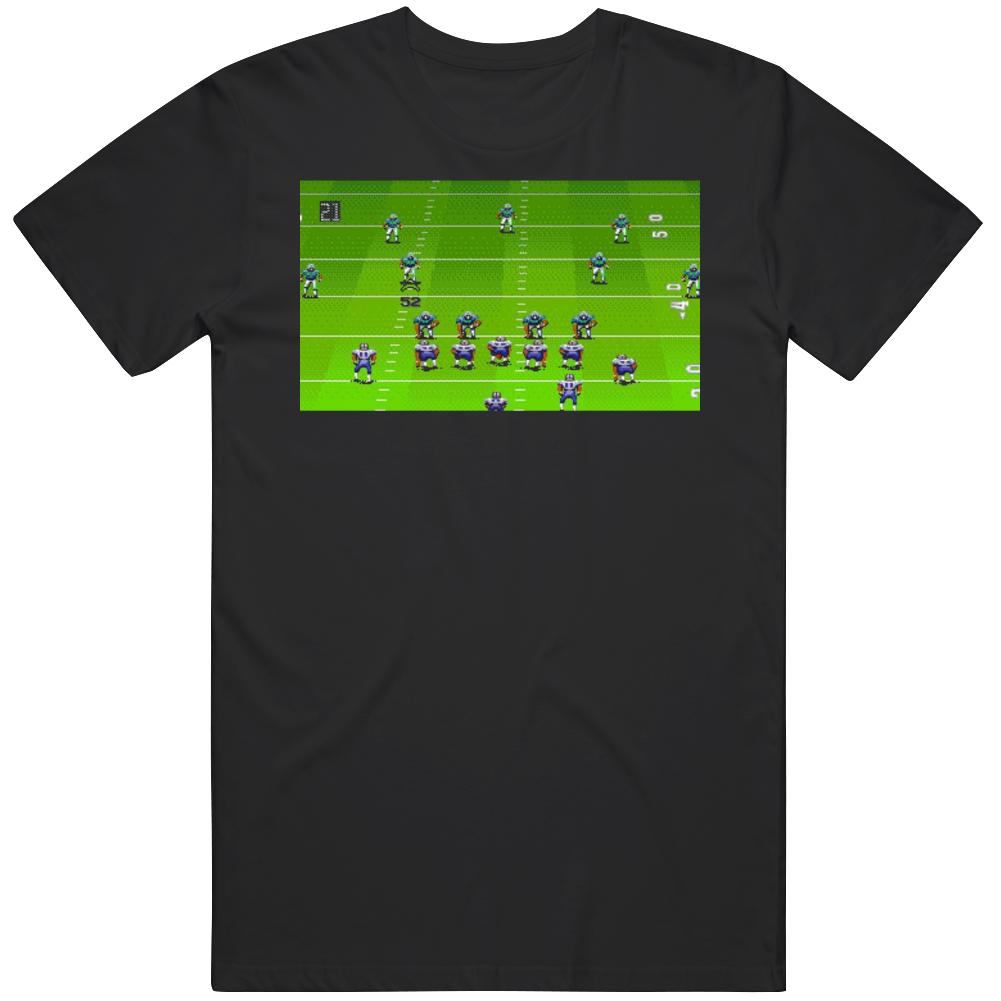 Madden  Football Video Game Fan Gameplay  T Shirt