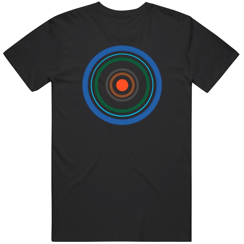 New Order Blue Monday Album Cover Fan v2 T Shirt