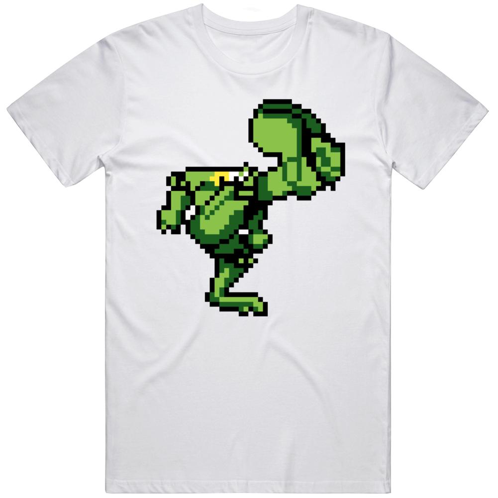 Retro Classic Video Game Battletoads Kick T Shirt