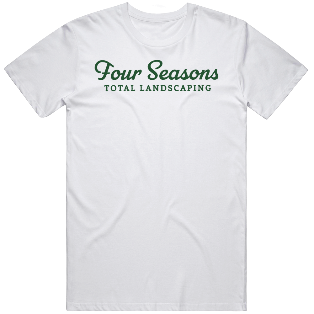 Funny Four Seasons Landscaping  T Shirt