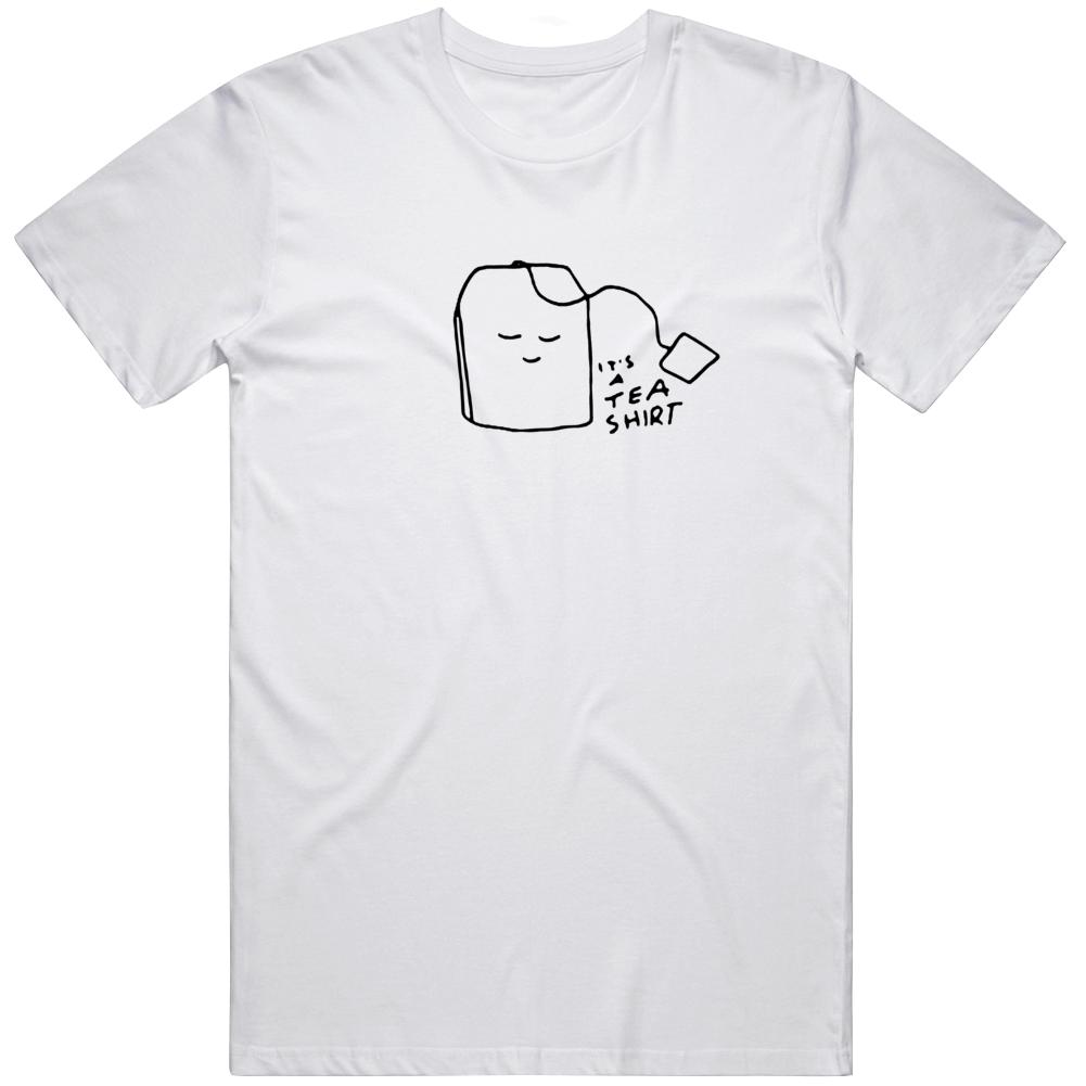 Funny It's Tea  Cute T Shirt