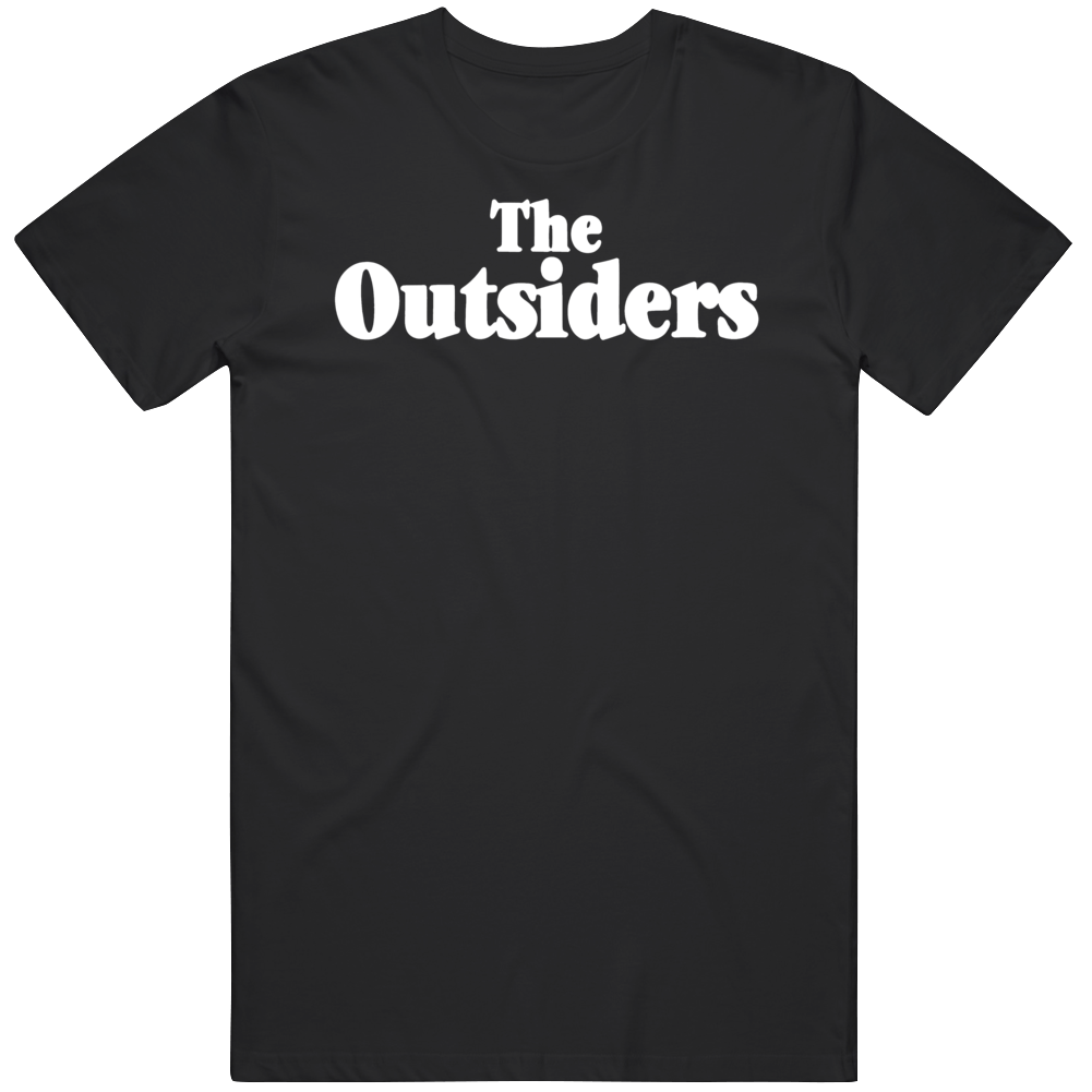 Cult Classic 80's Movie The Outsiders Movie Fan v3 T Shirt