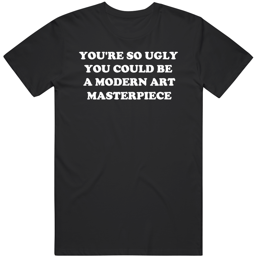 Modern Art Master Piece Quote Full Metal Jacket Movie Fan V2 T Shirt