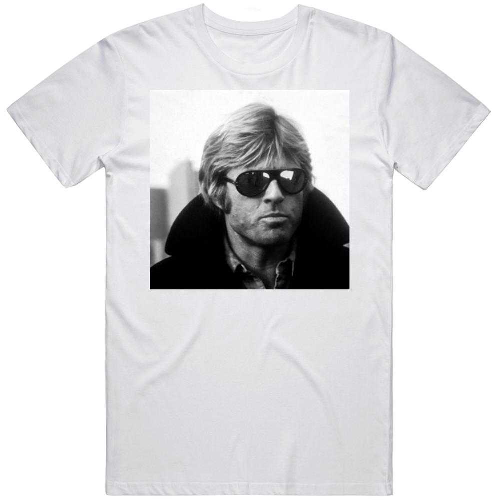 Robert Redford Three Days of The Condor Movie Fan v2 T Shirt