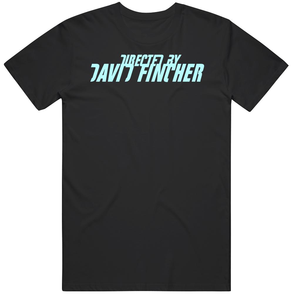 Directed By David Fincher Fight Club Movie Fan  T Shirt