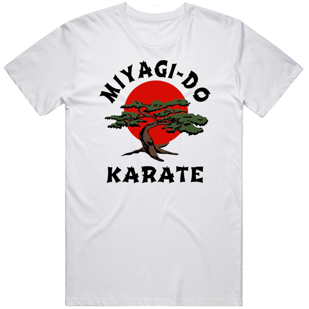 Miyagi Do Karate LaRusso Gi Karate Kid Funny T Shirt
