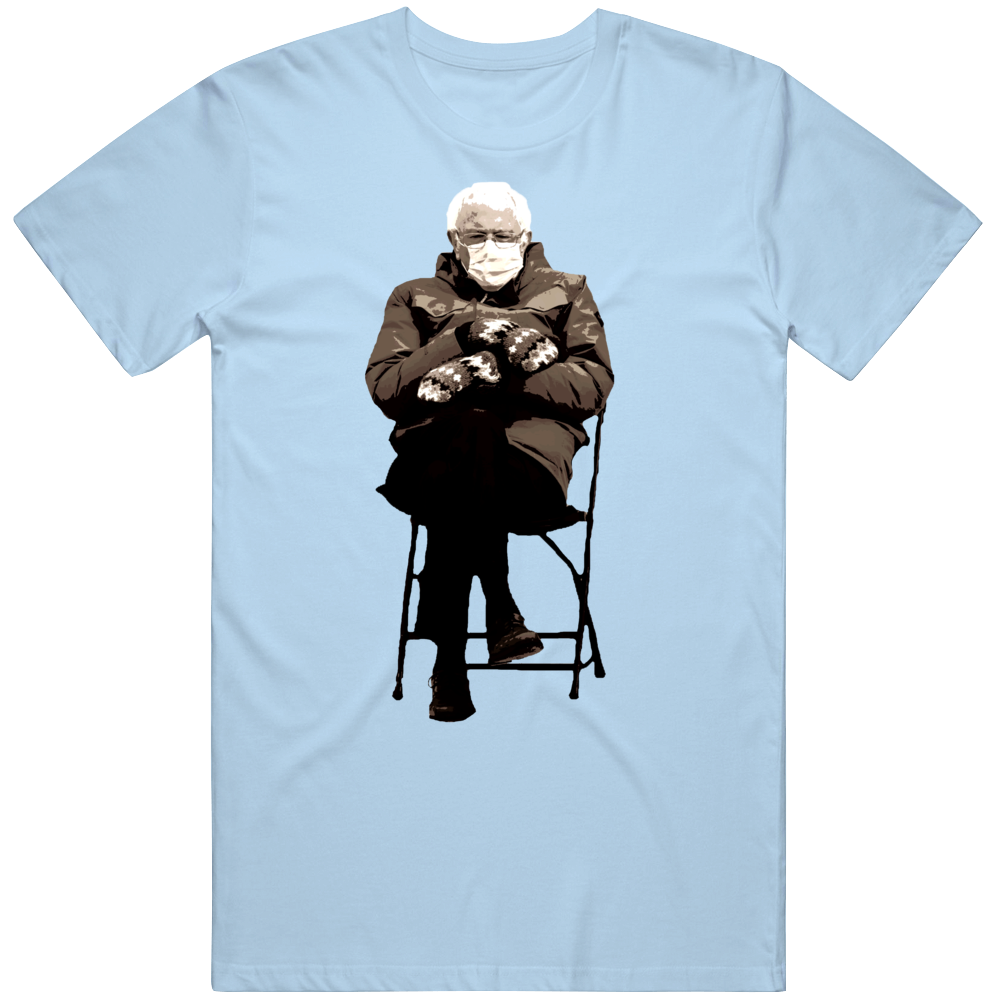Funny Bernie Sanders Mood 10 T Shirt