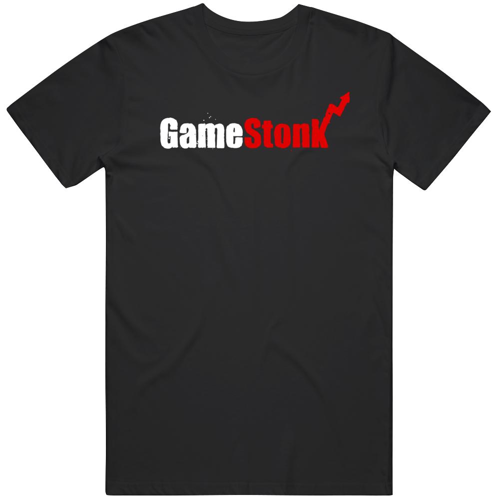 Game Stonk Funny Game Spot Sock Gamer Fan  T Shirt