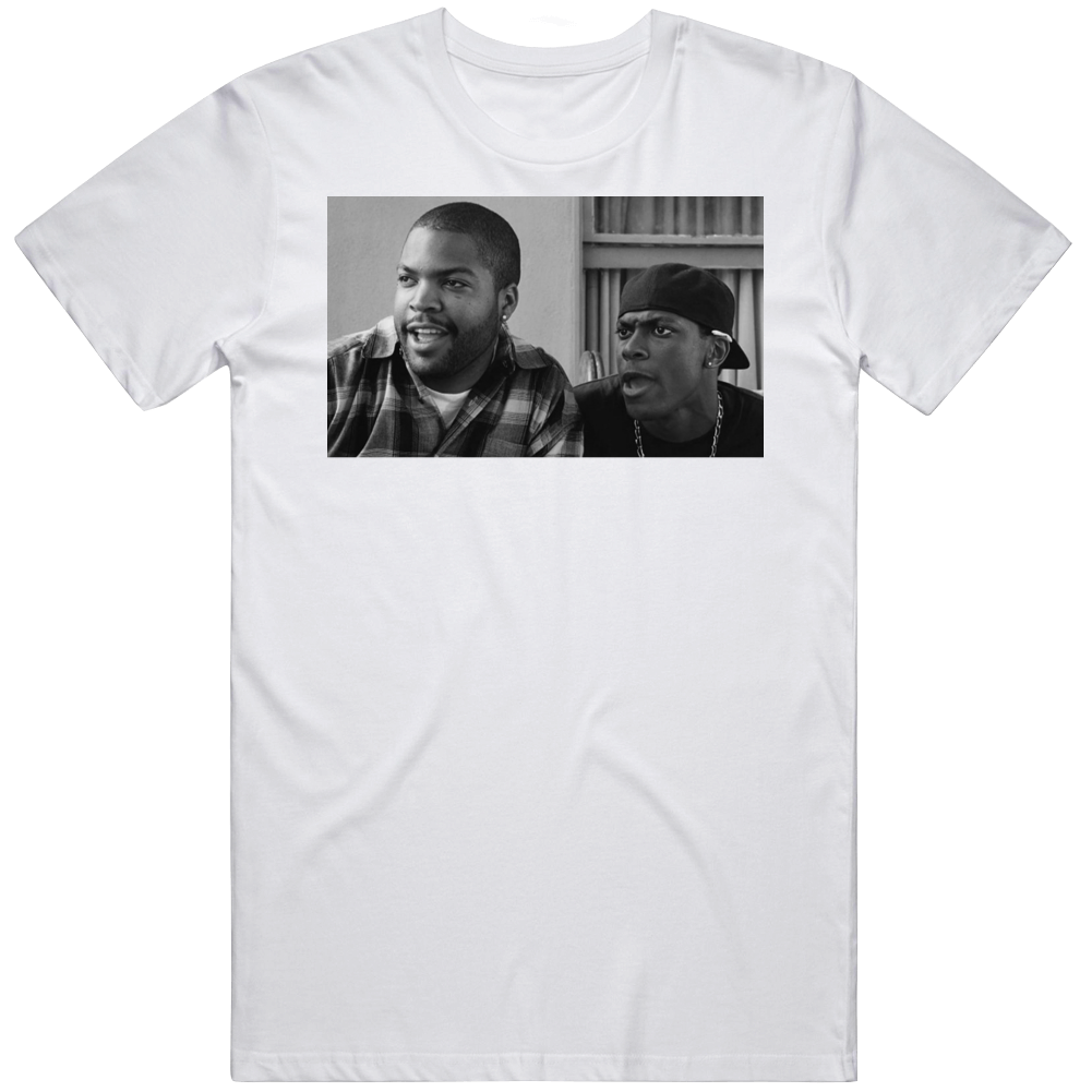 Retro Cult Classic Comedy Friday Ice Cube Movie Fan v2 T Shirt