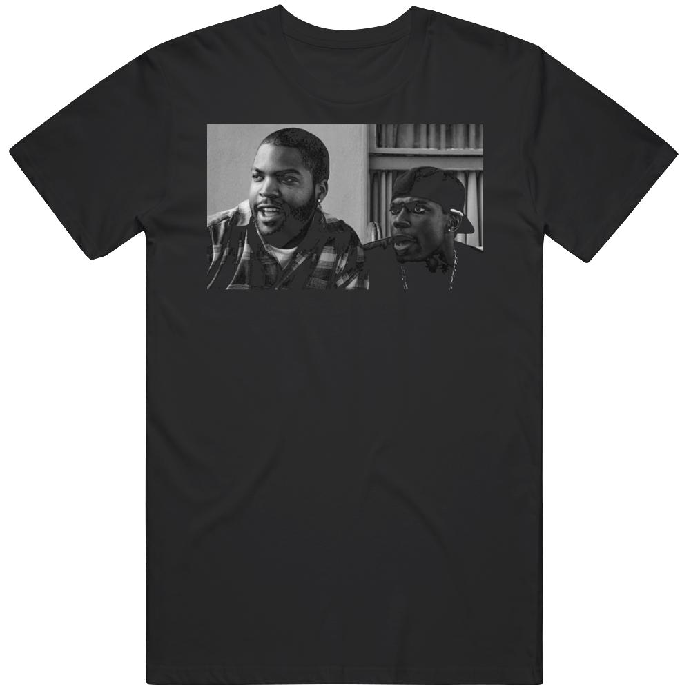 Retro Cult Classic Comedy Friday Ice Cube Movie Fan v3 T Shirt