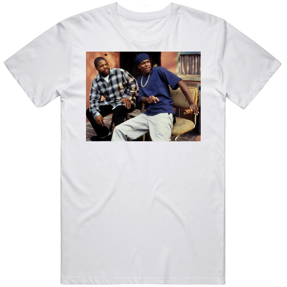 Retro Cult Classic Comedy Friday Damn Movie Fan  T Shirt