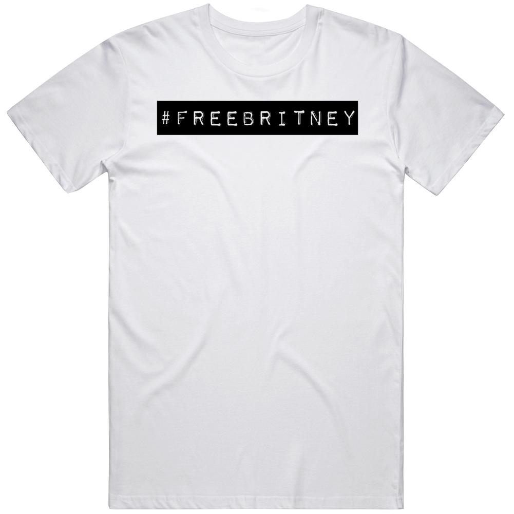 Free Britney  Music Fan v4 T Shirt