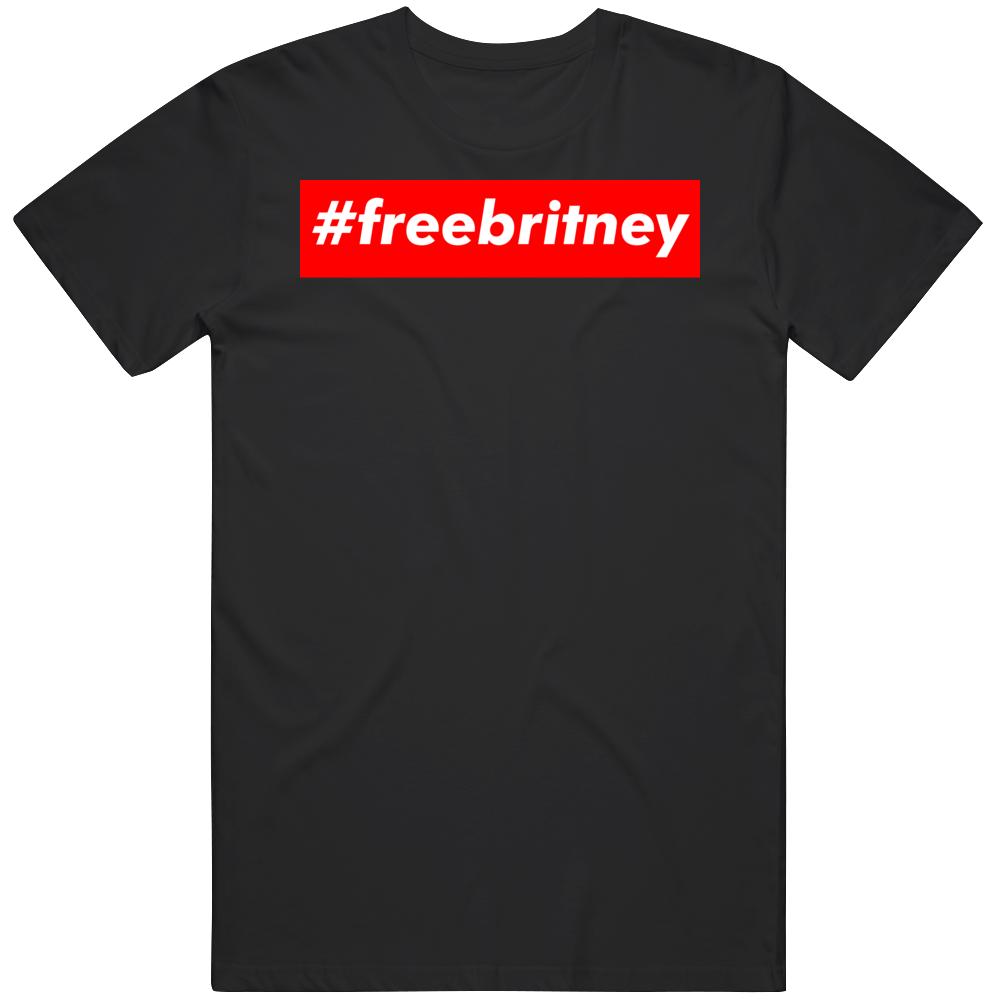 Free Britney  Music Fan v6 T Shirt