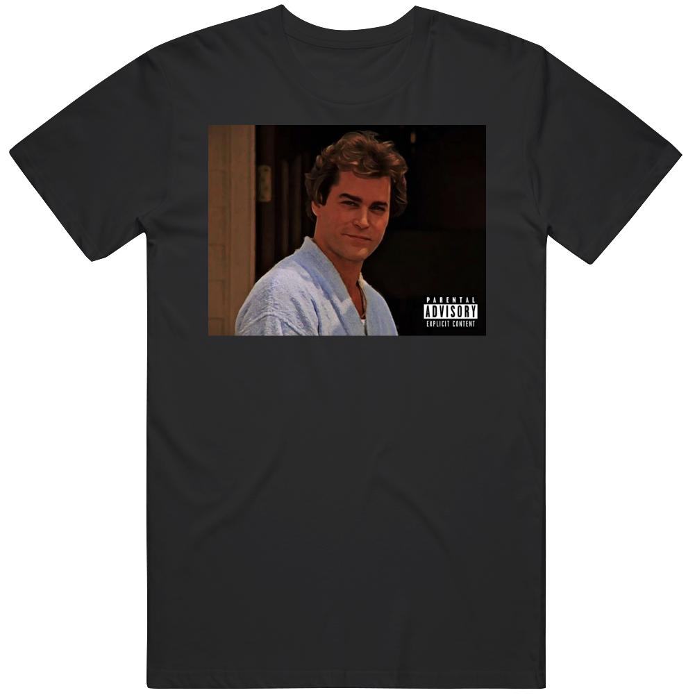 Cult Classic Movie Goodfellas Hank Hill Ray Liotta Album Cover Parody   T Shirt