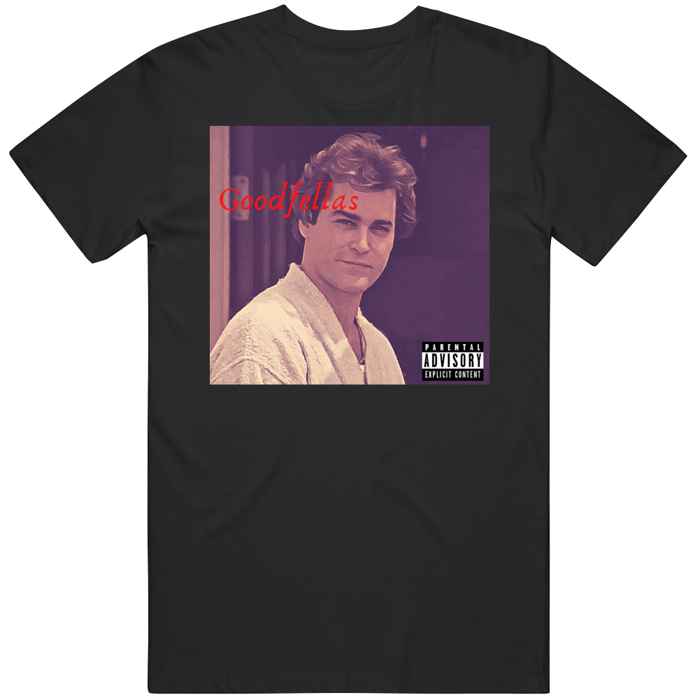 Cult Classic Movie Goodfellas Hank Hill Ray Liotta Album Cover Parody V2  T Shirt
