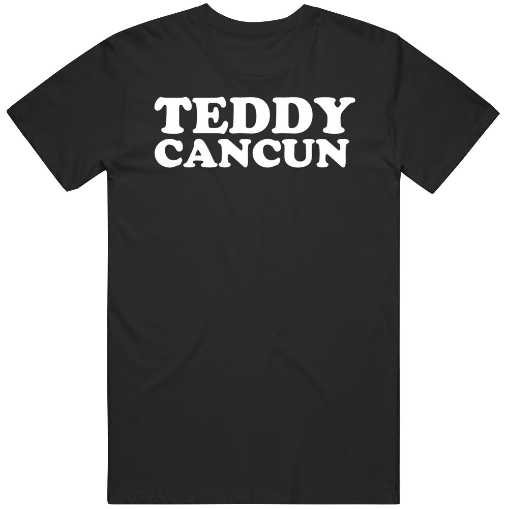 Ted Cruz Teddy Cancun  T Shirt