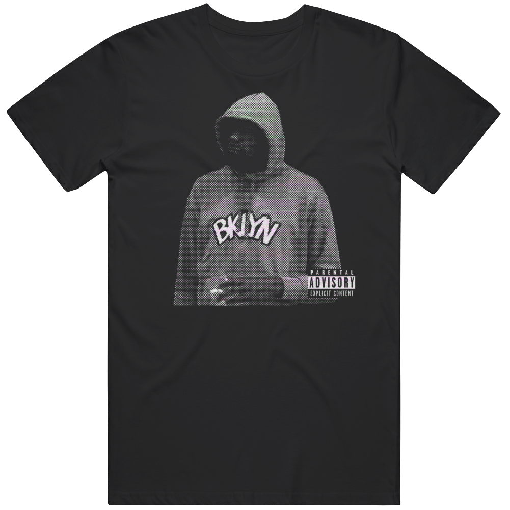 Kevin Durant The Look Brooklyn Basketball Fan Album Parody v2 T Shirt