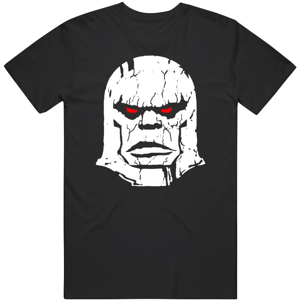 Darkseid Big Head Comic Villain Fan V3 T Shirt