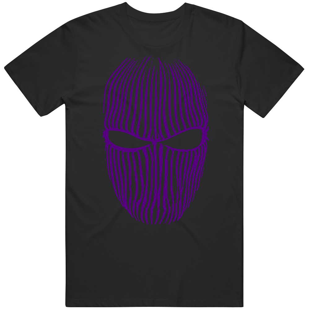 Baron Zemo Mask Falcon and The Winter Soldier Fan v2 T Shirt