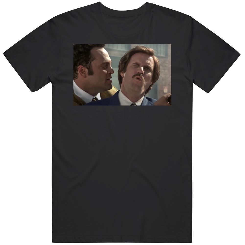 Funny Anchorman Movie Fight Scene Will Farrell Fan  T Shirt